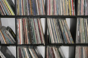 This is the Vinyl Record Storage Solutions section.
